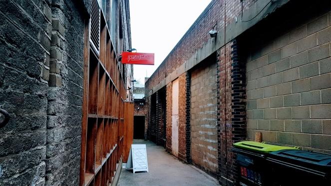 Frame studios in Shoreditch